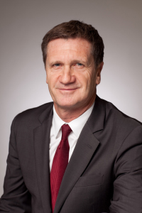 Pierre Brondeau, FMC chairman and CEO