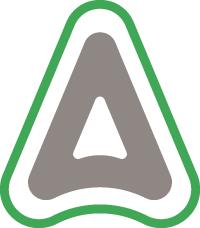A streamlined, elegant logo. credit: Adama
