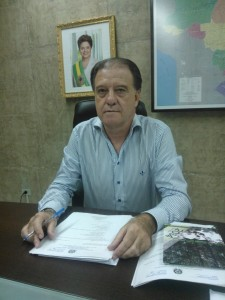 Gil Bueno de Magalhães, Federal Superintendent of Agriculture in Paraná