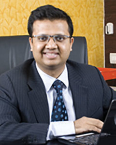 Ankur Aggarwal, Managing Director, Crystal Crop Protection Pvt. Ltd.
