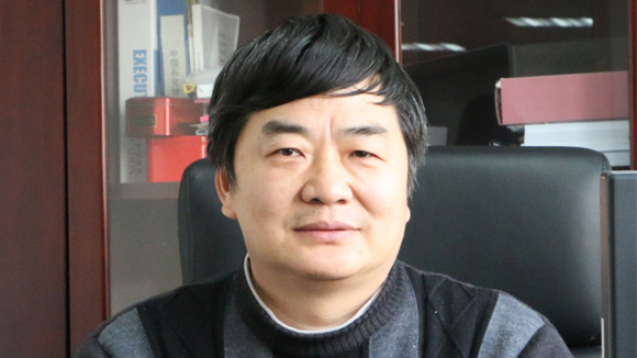 Sun Shubao, President, CCPIA; photo courtesy CCPIA