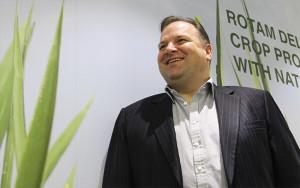 Rotam CEO James Bristow