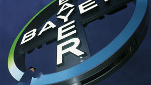 Bayer Crop Science Quarterly Sales Dip