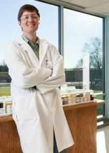 Dr. Matthew Cottle, Group Leader, Herbicide  Formulation Development, Syngenta