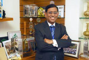 Veeramani Shankar, MD and CEO