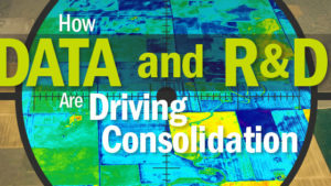 How Data and R&D Are Driving Consolidation