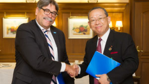 Sumitomo, BASF Sign Agreement to Develop New Fungicide