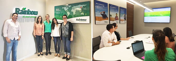 Shandong Weifang Rainbow Relocates Mexico Offices