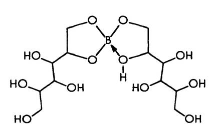 Mannitol-chemical-structure