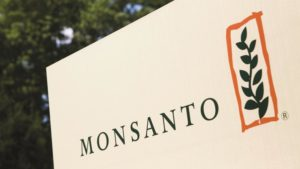 Good-bye, Monsanto
