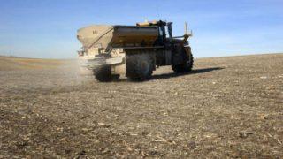 Fertilizer-Spreader