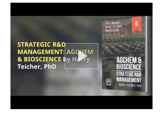 Strategic R&D Management in the Global Crop Protection Industry (Part 2)