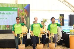 BASF Launches Fungicide for Rice in Thailand
