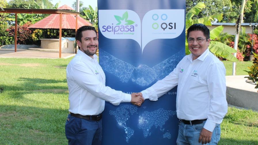 Seipasa Forms Distribution Agreements with Agritop and QSI in South American Market