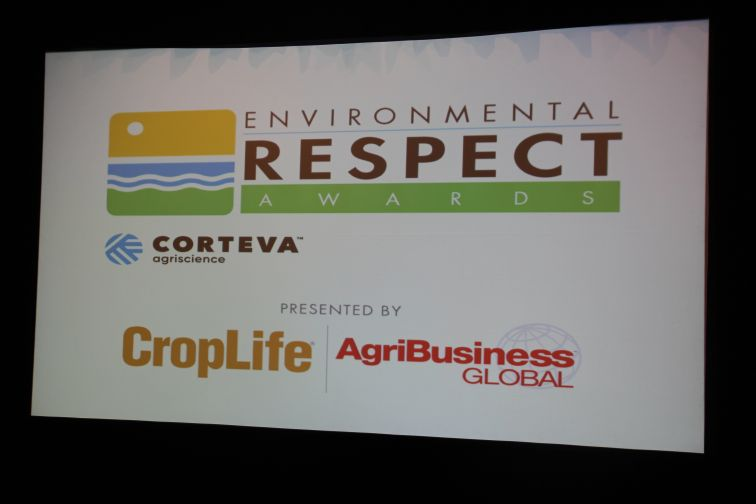 Corteva's Environmental Respect Awards: Poster Session Highlights Industry Commitment to Stewardship