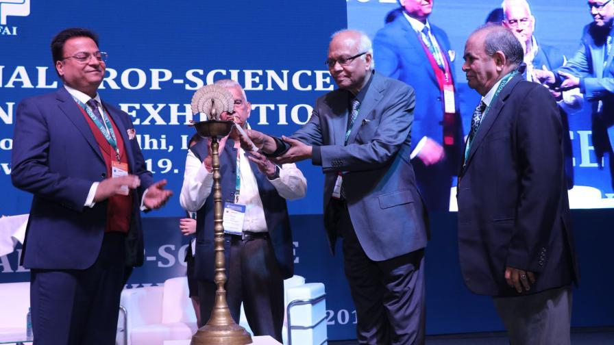 Inaugural of ICSCE 2019 by Dr. Mashelkar