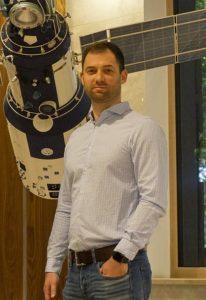 Alexander Sakal, CSO of EOS Crop Monitoring.